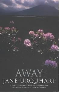 Okładka książki Away