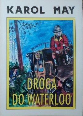 Okładka książki Droga do Waterloo