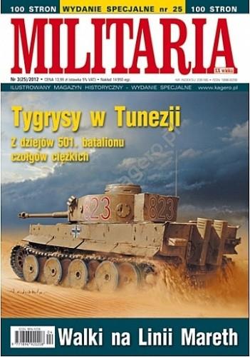 Okładka książki Militaria - Wydanie Specjalne nr 25 (2012/3)