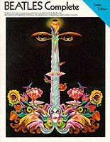 Okładka książki Beatles Complete. Guitar Edition
