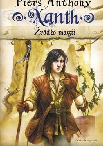 Okładka książki Źródło magii