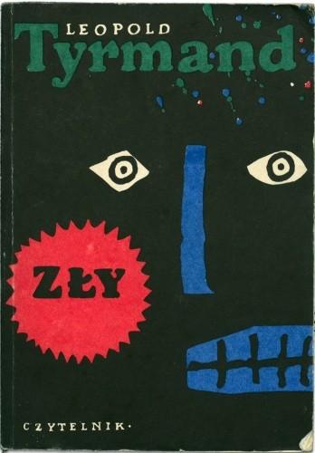 Okładka książki Zły