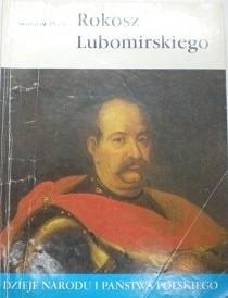 Okładka książki Rokosz Lubomirskiego