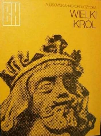 Okładka książki Wielki król