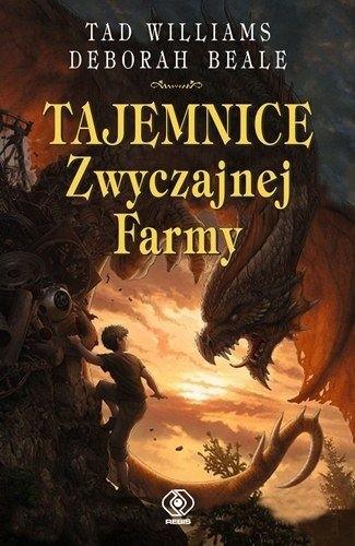 Okładka książki Tajemnice Zwyczajnej Farmy