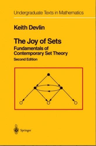 Okładka książki The Joy of Sets: Fundamentals of Contemporary Set Theory