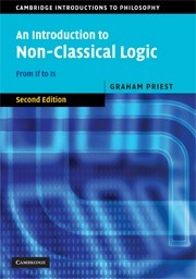 Okładka książki An Introduction to Non-Classical Logic: From If to Is