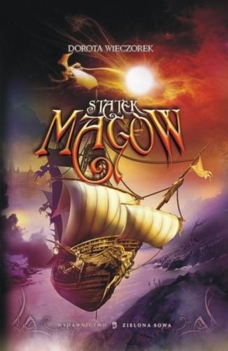 Okładka książki Statek magów