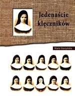 Okładka książki Jedenaście klęczników