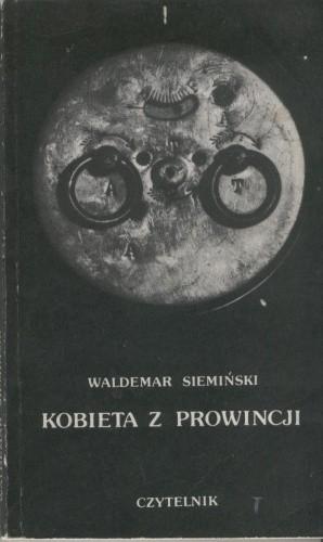 Okładka książki Kobieta z prowincji