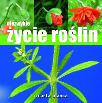 Okładka książki Niezwykłe życie roślin