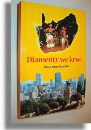 Okładka książki Diamenty we krwi