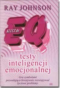Okładka książki Klucz do EQ. Testy inteligencji emocjonalnej.