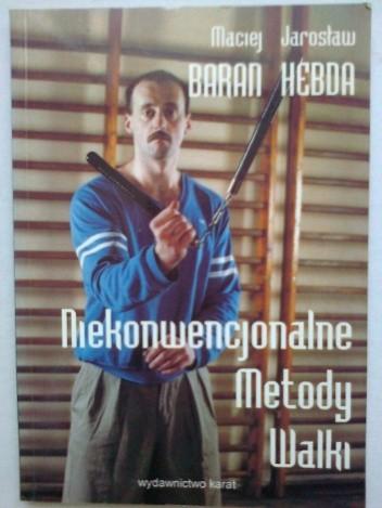 Okładka książki Niekonwencjonalne metody walki