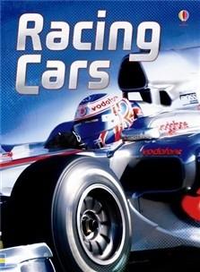 Okładka książki Racing Cars