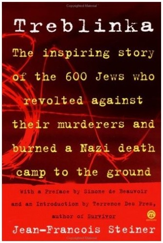 Okładka książki Treblinka
