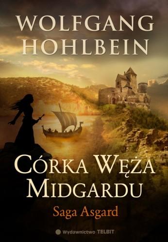 Okładka książki Córka Węża Midgardu