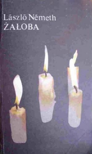 Okładka książki Żałoba