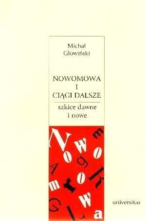 Okładka książki Nowomowa i ciągi dalsze
