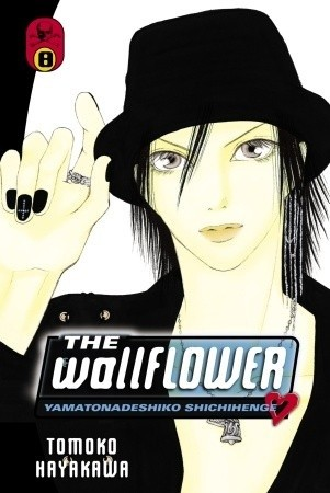 Okładka książki The Wallflower 8