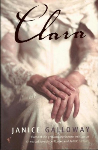 Okładka książki Clara