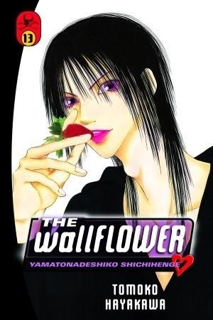Okładka książki The Wallflower 13
