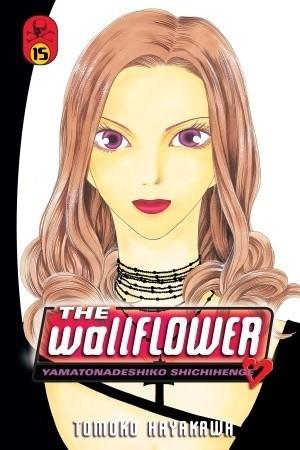 Okładka książki The Wallflower 15