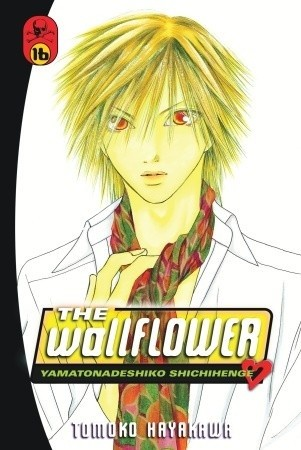 Okładka książki The Wallflower 16