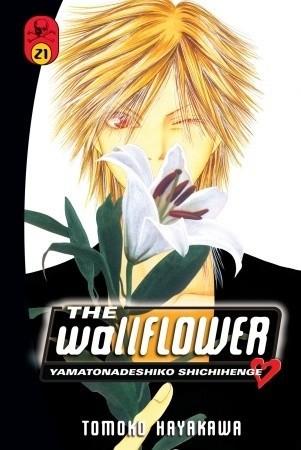 Okładka książki The Wallflower 21