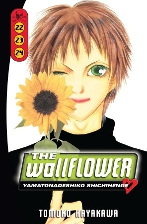 Okładka książki The Wallflower 22-23-24