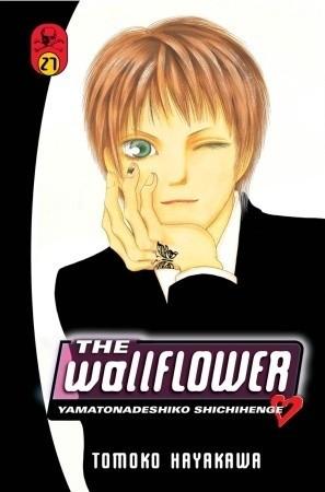 Okładka książki The Wallflower 27