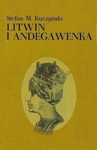 Okładka książki Litwin i Andegawenka