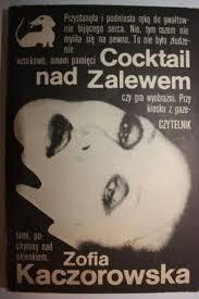Okładka książki Cocktail nad Zalewem