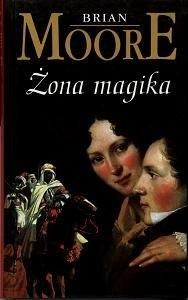 Okładka książki Żona magika