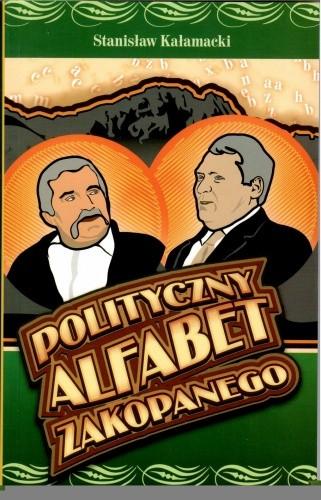 Okładka książki Polityczny Alfabet Zakopanego