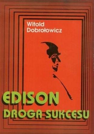 Okładka książki Edison. Droga do sukcesu