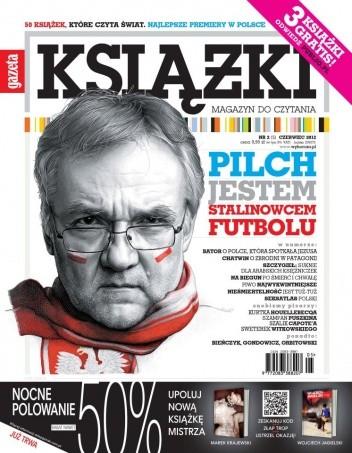 Okładka książki Książki. Magazyn do czytania, nr 5 / czerwiec 2012
