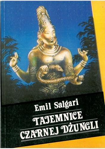 Okładka książki Tajemnice Czarnej Dżungli
