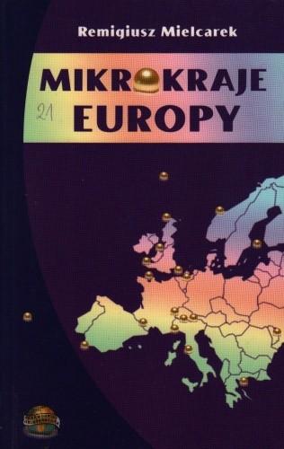 Okładka książki Mikrokraje Europy