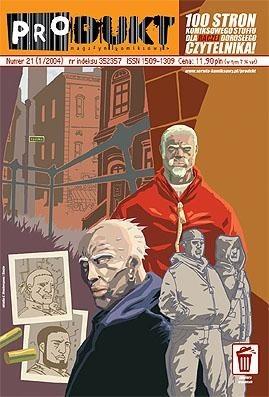 Okładka książki Produkt - 21 - (1/2004)