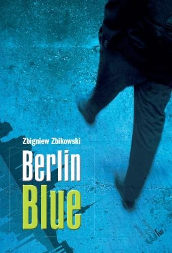 Okładka książki Berlin Blue