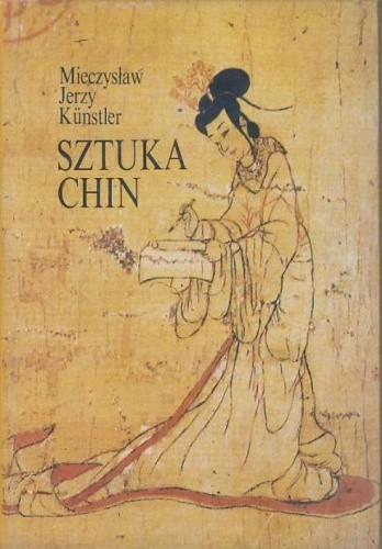 Okładka książki Sztuka Chin