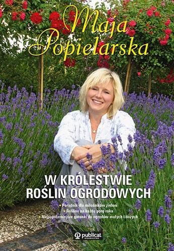 Okładka książki W królestwie roślin ogrodowych