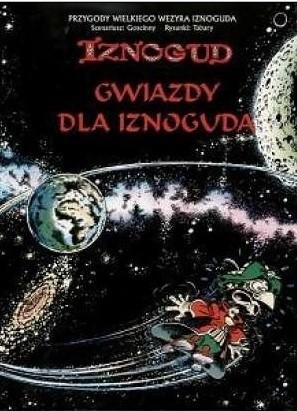 Okładka książki Gwiazdy dla Iznoguda