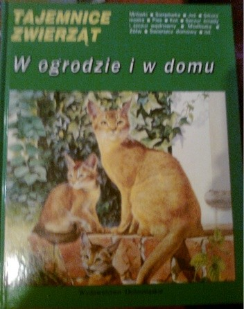 Okładka książki W ogrodzie i w domu