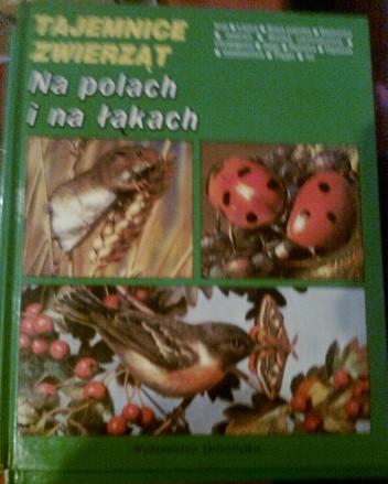 Okładka książki Na polach i na łąkach