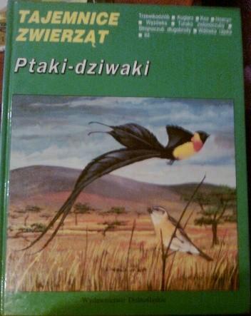 Okładka książki Ptaki-dziwaki