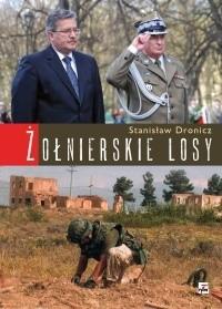 Okładka książki Żołnierskie losy