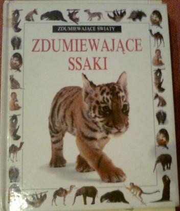 Okładka książki Zdumiewające ssaki