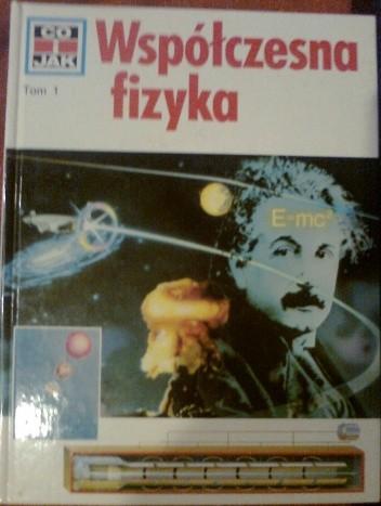 Okładka książki Współczesna fizyka